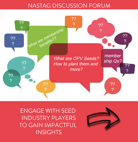 NASTAG Discussion Forum